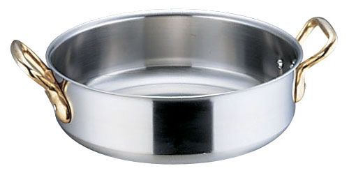 SAスーパーデンジ 外輪鍋(蓋無) 39cm (AST95039)