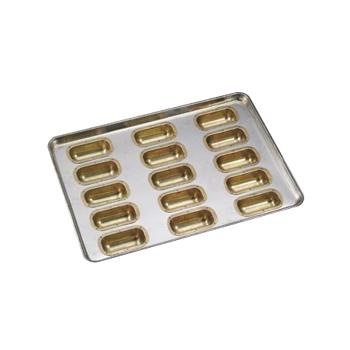 天板 フィンガー型 シリコン加工 M (15ヶ取)