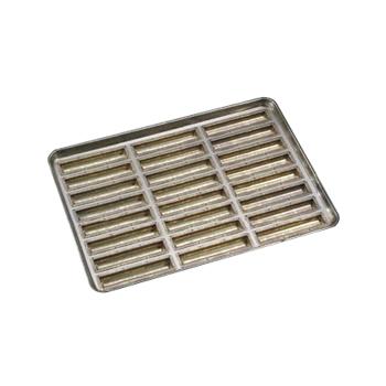 天板 ラフト型 シリコン加工 (24ヶ取)