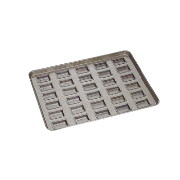 天板 トロフィー型 シリコン加工(30ヶ取)