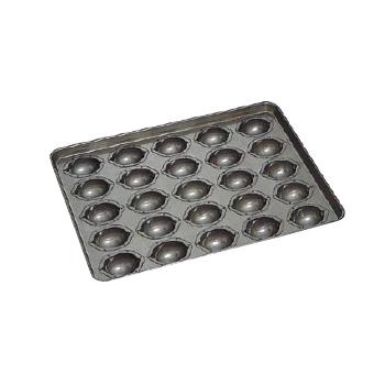 天板 レモンケーキ型 シリコン加工 (25ヶ取)