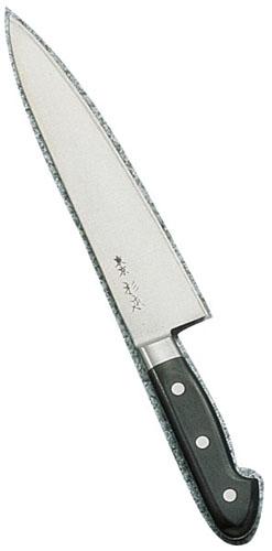 杉本 全鋼 牛刀 18cm 2118 (ASG02018)
