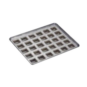 天板 ホール型 シリコン加工(30ヶ取)