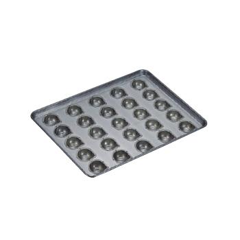 天板 マロンケーキ型 シリコン加工 25ヶ取