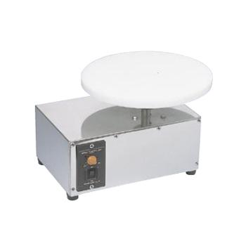 回転台 30型 デコレート板 電動式 ジュラコン樹脂