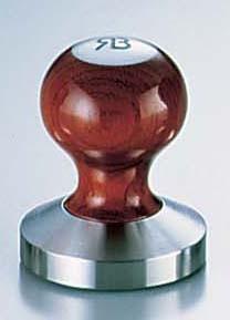 レッジ・バーバー エスプレッソ用タンパー ローズ 小 (FES2602)