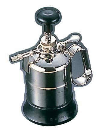 クロームメッキ噴霧器 防水型 小型(400cc) (WHV2001)