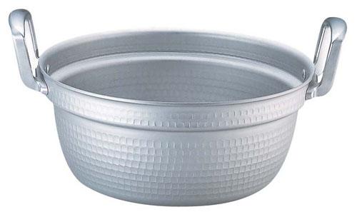 TKG アルミ円付鍋(アルマイト加工) 48cm (AEV1709)