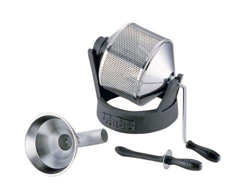 焙煎機 サンプルロースター (パンチング ) 手動式