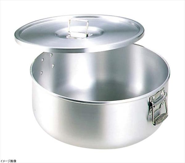 N-82 ガス用丸型炊飯鍋(研磨仕上げ) 9L(5.0升用)