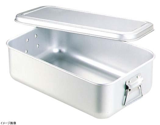 N-80 蒸気用炊飯鍋(アルマイト加工) 7.2L(4.0升用)