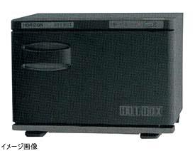 ホリズォン ホットボックス(前開き) つや消しブラック HB-114FB