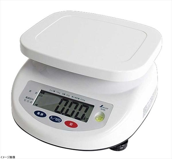 シンワ デジタル上皿はかり 取引証明用 30Kg 70194
