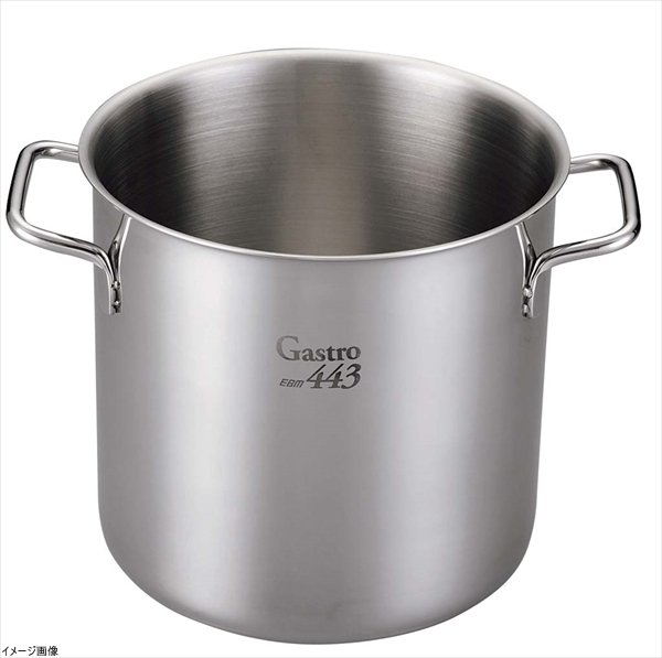 EBM Gastro 443 寸胴鍋(蓋無)40cm