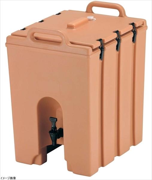 Cambro 10-gallon Camtainer、断熱飲料/スープコンテナ 11-3/4-Gallon ブルー 1000LCD401