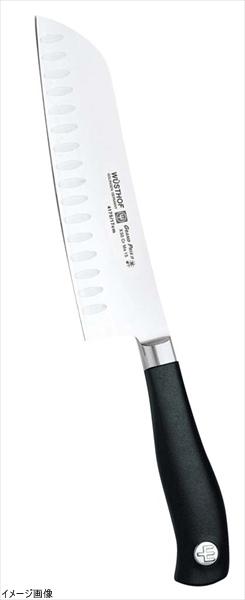 ヴォストフ グランプリ2 三徳包丁(筋入・両刃)4175-17cm