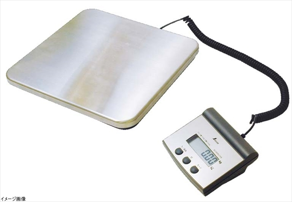 シンワ測定 デジタル台はかり 隔測式 100kg 70108