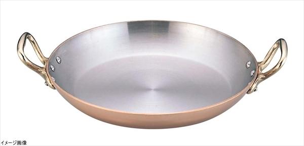 Mauviel 6727.26-M ''heritage M '' 150b銅ラウンドパン、10.2ステンレス