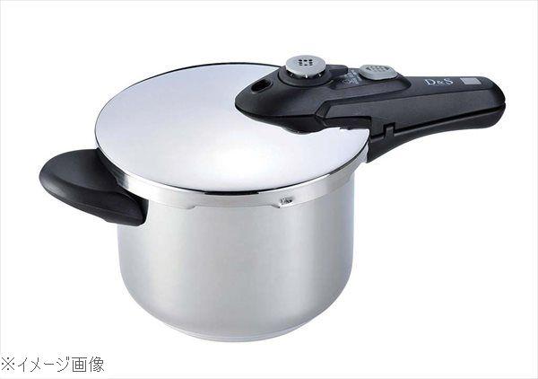 D&S プレッシャークッカー 圧力鍋 4.5L DSPC6027