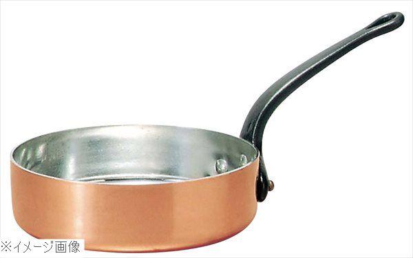 トラスト ムヴィエール 銅 セール商品 ソテーパン 2145-18 18cm 蓋無