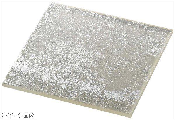 ライクガラス スクウェアプレート M 銀箔 1202399