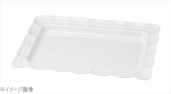 ニューホワイト 波型長角皿 60cm