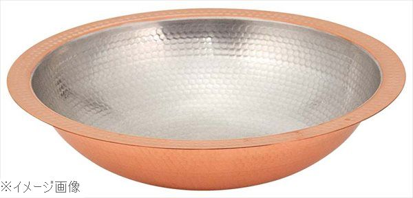 銅 うどんすき鍋 39cm