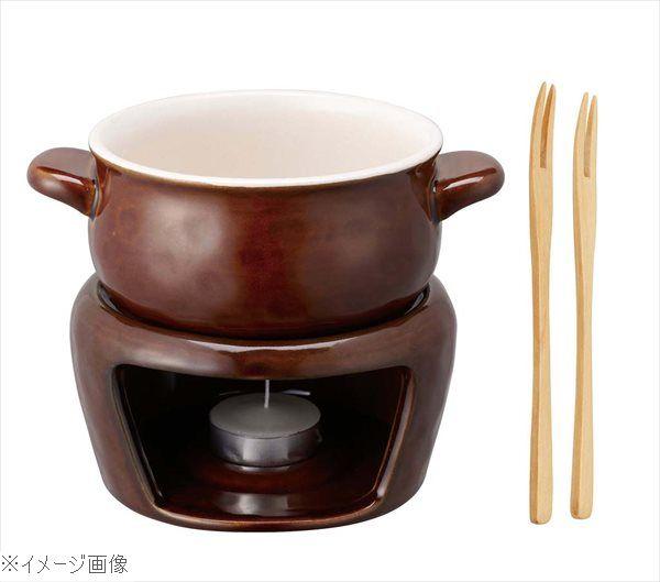 ほっくり チーズフォンデュ 新作製品 好評受付中 世界最高品質人気 16467 茶