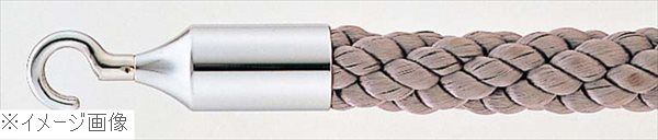 パーティションロープ UR-15-22 グレー シルキー