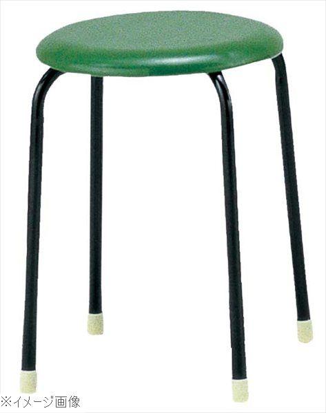 丸椅子 C-19(10脚入)ブルー