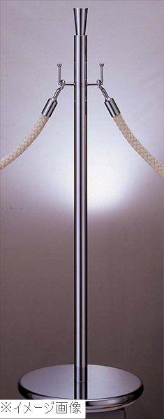 フロアガイドポール GY-40C-38C H90 クローム