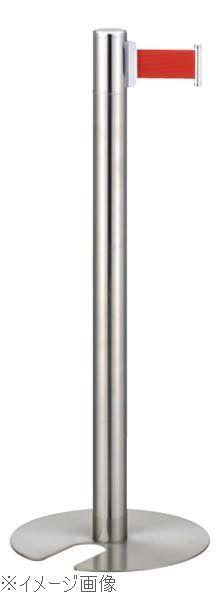フロアガイドポール ベルトタイプ GY911 A レッド