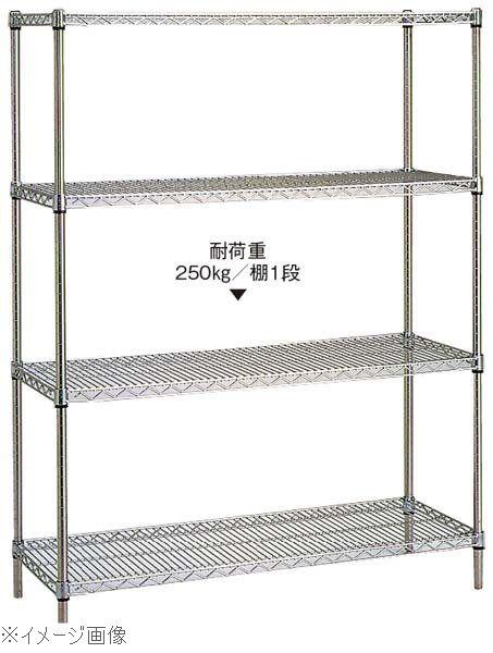 スーパーエレクターシェルフ 4段 P2200×LS1070