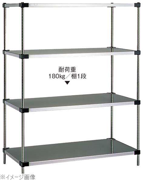ソリッドエレクターシェルフ 5段 P1590×LSS610