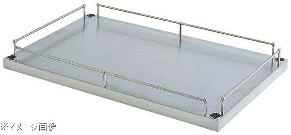 キャニオン シェルフ用ガード付棚板 GSO 610×610