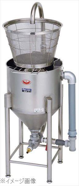 ドラフト式 水圧洗米機 28kg MRW-D28