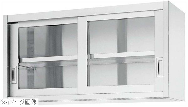 吊戸棚 HG60型(片面ガラス戸)HG60-6030