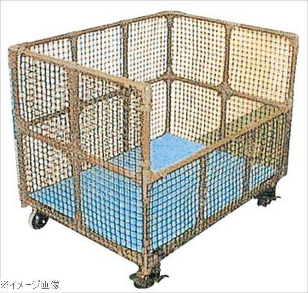 イレクター ダンボールゴミ台車 SF-5