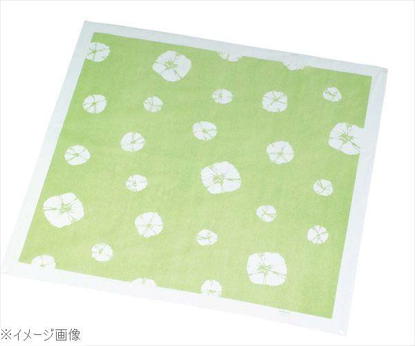 風呂敷(200枚入)絞柄 グリーン 750×750