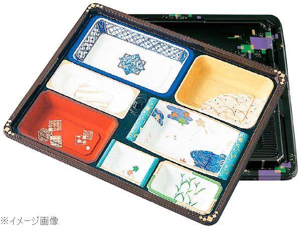 器美の追求 会席膳セット 蓋三彩 T-138A(160入)