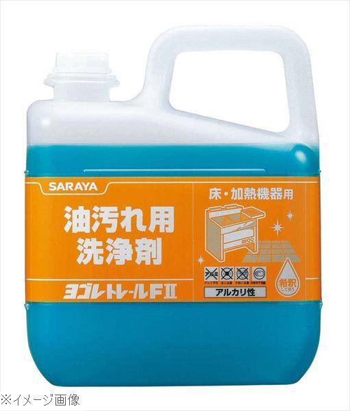 油汚れ用洗浄剤 ヨゴレトレールF 20kg 51395