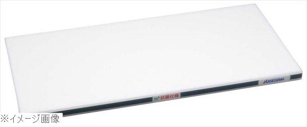 抗菌かるがるまな板 SDK 410×230×20 ホワイト/黒線