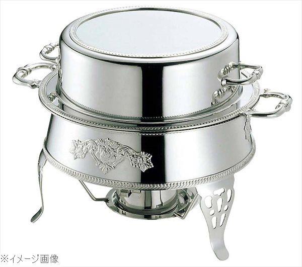SW 18-8(ステンレス) 丸湯煎 20インチ