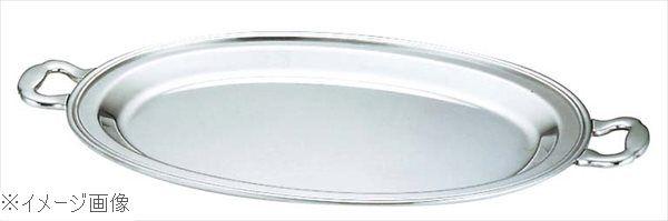 UK 18-8(ステンレス) バロン 小判チューフィングディッシュ用 フードパン 浅型 20インチ