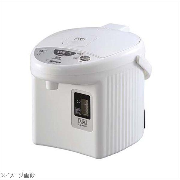 象印 マイコン沸とう電動ポット CD-KG14(WA)