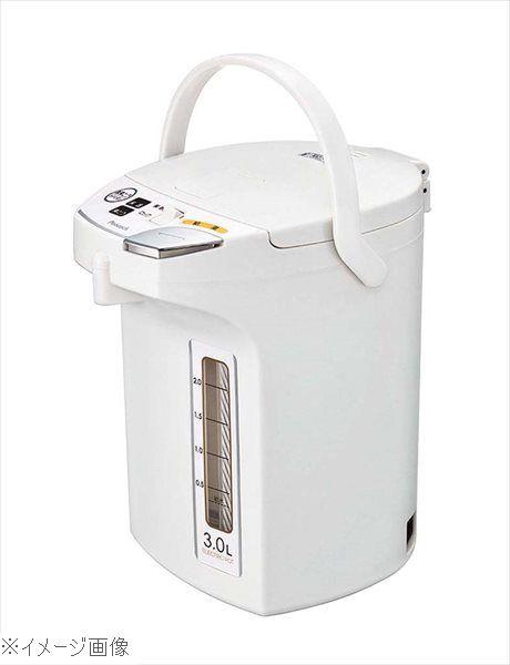 ピーコック 電動給湯ポット WMJ-40(W)ホワイト