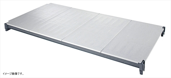 キャンブロ社 【業務用】 610ソリッド型シェルフプレートキット 固定用 ESK2472S1 <DKY5606>