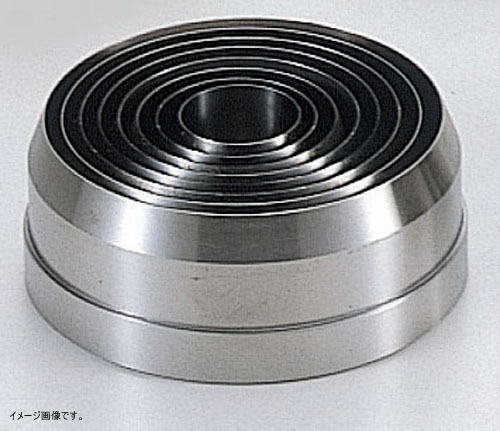 MATFER(マトファ) ヌガー抜き型 φ50mm 154013