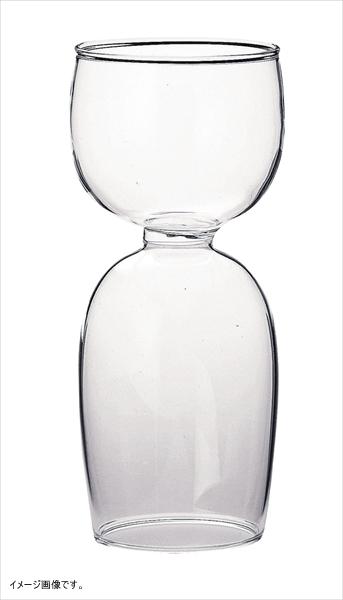 ミヤザキ食器 kokeshi コケシグラスMサイズ クリア KO0204