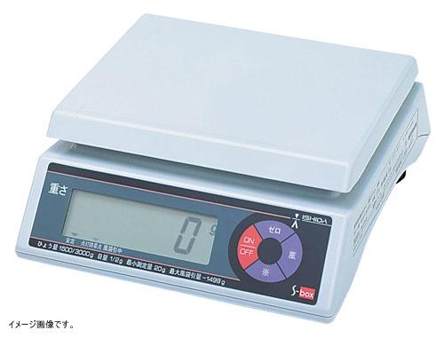 イシダ 上皿重量 ハカリ S-box 15kg